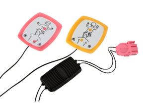 INFANT/CHILD REPLACEMENT AED REDUCED ENERGY ELECTRODE REPLACEMENT KIT by Physio-Control