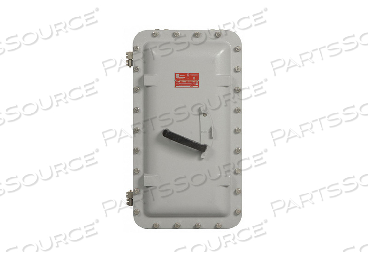 ENCLOSED CIRCUIT BREAKER 3P 600A 600VAC by Appleton Electric