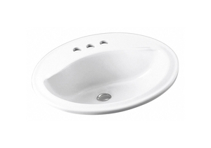 LABORATORY SINK 17 X 10-7/8 BOWL by Sterling