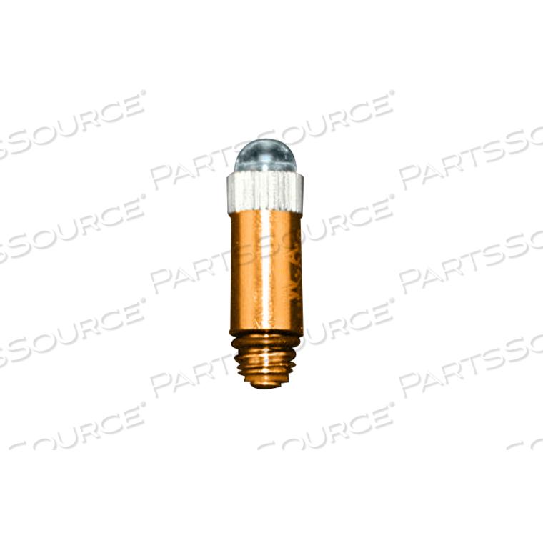 2W 2.5V HALOGEN HPX LAMP FOR LARYNGOSCOPE POWER HANDLE by Welch Allyn Inc.