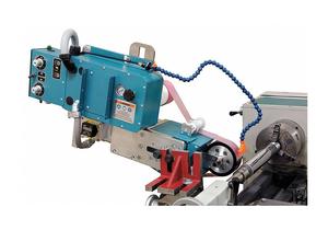 ELECTRIC BELT GRINDER 230 V 4 IN by Dynabrade