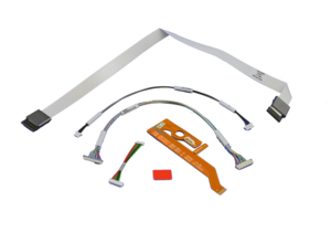 AUO-V1 LCD MAC 5500 HARNESS KIT by GE Medical Systems Information Technology (GEMSIT)