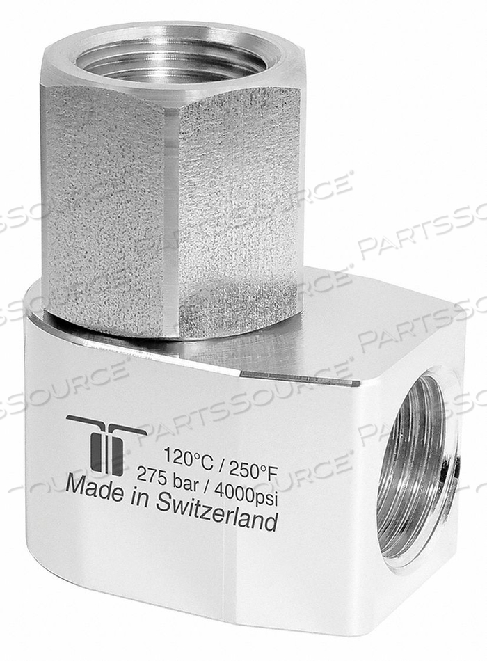ROTARY UNION WDC SWIVEL NPTF 1/2IN by Mosmatic