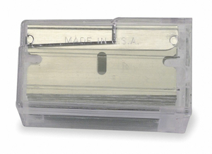 REPLACEMENT RAZOR BLADES PK10 by Stanley