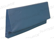 BED-RAIL BUMPER WEDGE 48INL (PR OVERSIZE BOX