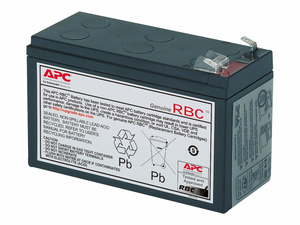 BATTERY UPS, SEALED LEAD ACID, 12V, 9 AH by APC / American Power Conversion