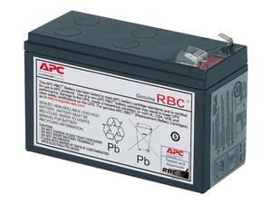 APC REPLACEMENT BATTERY CARTRIDGE #17 - UPS BATTERY LEAD ACID  - FOR P/N: 515-970, BE650G, BE650Y-IN, BE700-AZ, BE700-CP, BE700-RS, BE750G, BE750G-CN, BN700MC by APC / American Power Conversion