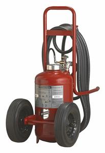 WHEELED FIRE EXTNGUISHR 30A 240B C 125LB by Buckeye