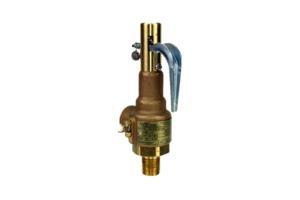 40 PSI BRASS SAFETY VALVE by STERIS Corporation