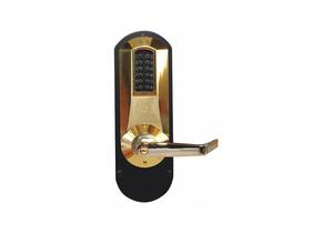 ELECTRONIC LOCKS 5000 EXIT TRIM by Kaba