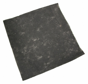 CHARCOAL IMPREGNATED PRE-FILTER PAD PK10 by Air Systems International