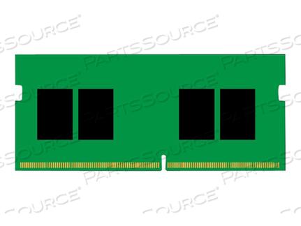 KINGSTON VALUERAM - DDR4 - 8 GB - SO-DIMM 260-PIN - 2666 MHZ / PC4-21300 - CL19 - 1.2 V - UNBUFFERED - NON-ECC