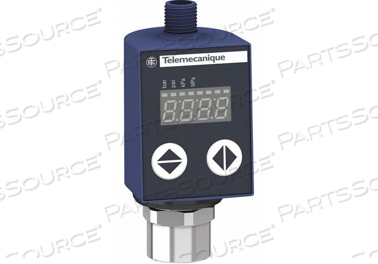 PRESSURE SENSOR 0 TO 580 PSI 0 TO 10VDC by Telemecanique Sensors