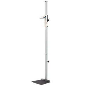 DIGITAL HEIGHT ROD/STADIOMETER, 5 KG, WHITE BACKLIT LCD DISPLAY by Seca Corp.