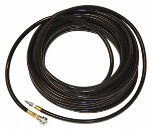 BREATHING AIR HOSE 6FT. 1/2 ID by Air Systems International