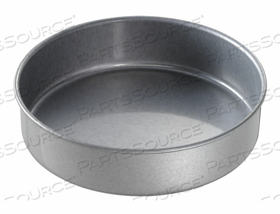 ROUND CAKE PAN GLAZED 8X2 by Chicago Metallic