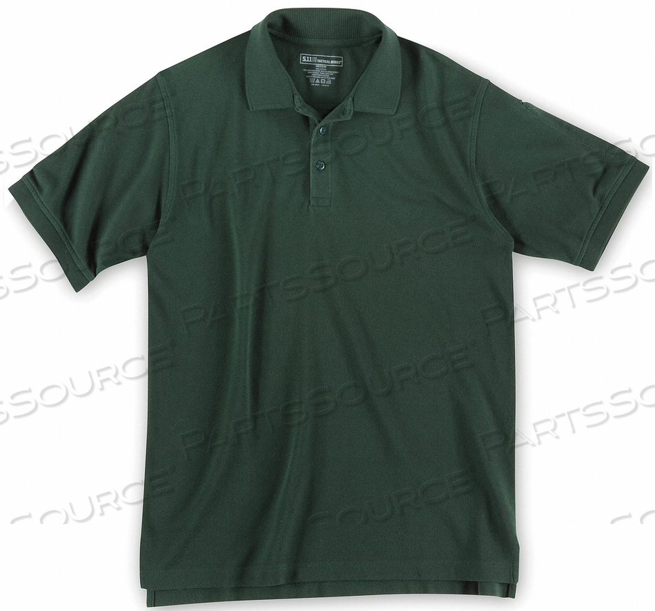 SHORT SLEEVE UTILITY POLO L LE GREEN by 5.11 Tactical