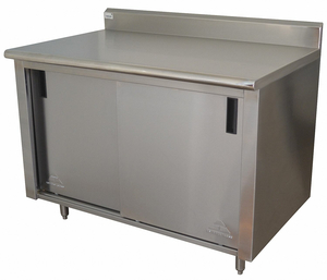 CABINET WORKBENCH SS 48 W 30 D by Advance Tabco