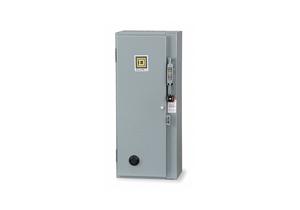 NEMA FUSIBLE STR SIZE 4 120V COIL 1 ENC by Square D