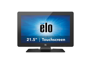 TOUCHMONITOR, LCD, TFT PANEL, 16:9 ASPECT RATIO, 1000:1 CONTRAST RATIO, 21.5 IN VIEWABLE IMAGE, 50/60 HZ, 1920 X 1080 RESOLUTION, 29 W, 5 MS RESP by Elo Touch Solutions