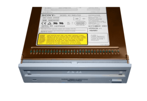 SONY MAGNETO OPTICAL DISK DRIVE SMO-F551-SD by GE Healthcare