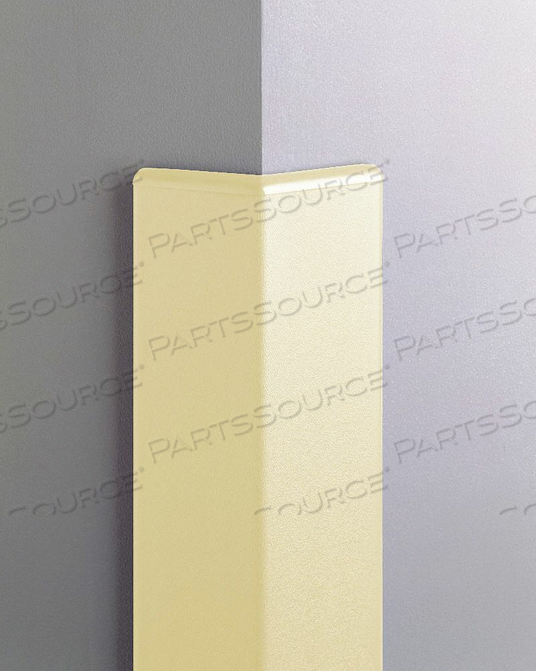CORNER GRD 3IN.W IVORY PEBLETTE by Pawling Corp