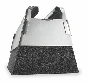 PIPE SUPPORT BLOCK 10-3/8 X 5 X 6 IN by Nvent Caddy