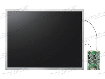 "ADVANTECH IDK-2112N-K2SVA2E - LED MONITOR - 12.1"" - OPEN FRAME - TOUCHSCREEN - 800 X 600 - 1200 CD/M² - 700:1 - 35 MS - LVDS"