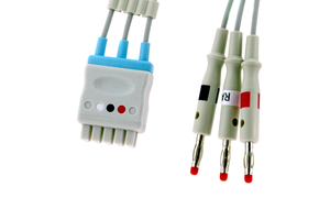 3 LEAD ECG WIRE SET by Midmark Corp.