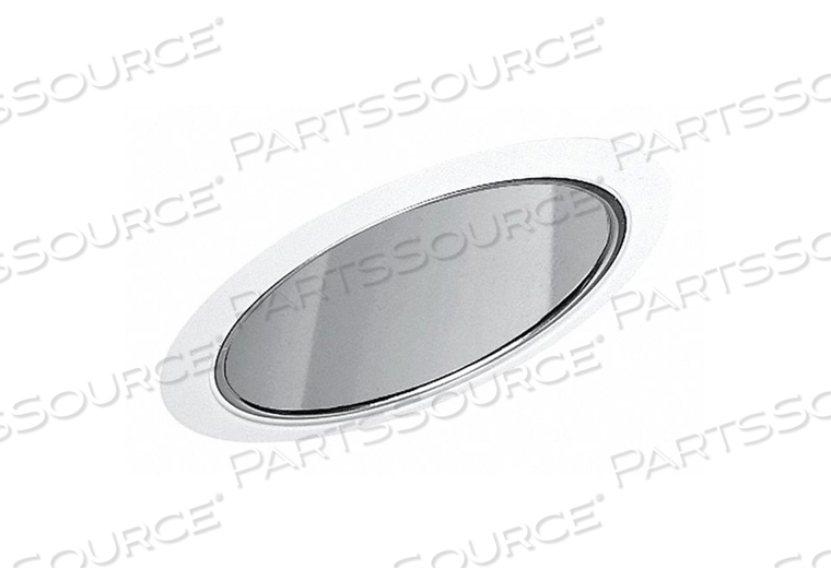 SLOPED RECESSED TRIM 6IN ALUM REFLECTOR by Juno Lighting Group