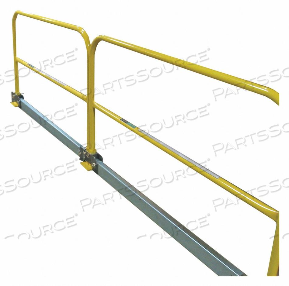 TOE BOARD GRAY by Garlock Safety Systems