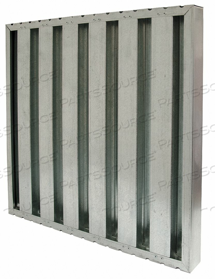 GREASE FILTER 20X20X2 BAFFLE by Air Handler