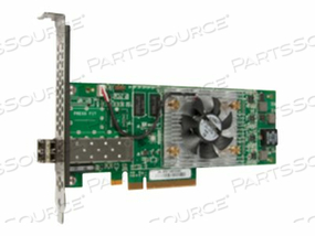QLOGIC 2660 - HOST BUS ADAPTER - PCIE 3.0 LOW PROFILE - 16GB FIBRE CHANNEL X 1 - FOR POWEREDGE C4130, FC630, FC830, M520, M620, R520, R530, R620, R630, R720, R730, R815, R820