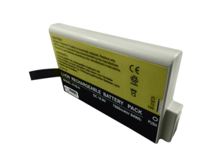 BATTERY RECHARGEABLE, LITHIUM ION, 10.8V, 7.8 AH by R&D Batteries, Inc.