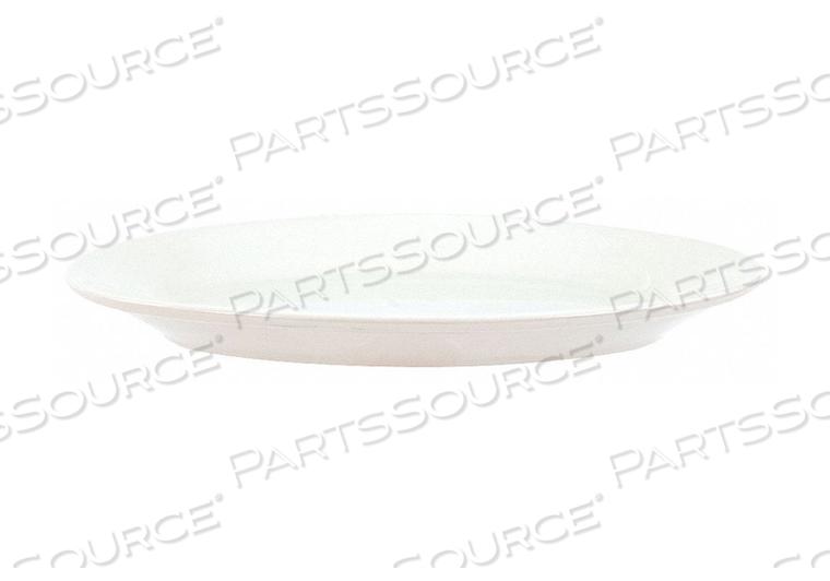 PLATTER 11-1/2 X 8-1/2 IN. ALP WHT PK24 by Crestware