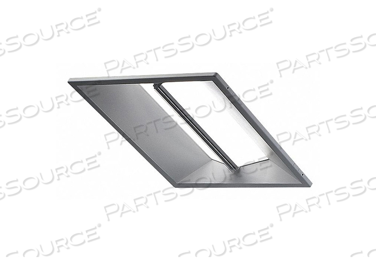 LED RECESSED TROFFER 4000K 35W 120-277V by Cree