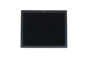 19 INCH BW MEDICAL LCD NO WHITE PIXELS BLACK BEZEL WITHOUT STAND by GE Healthcare