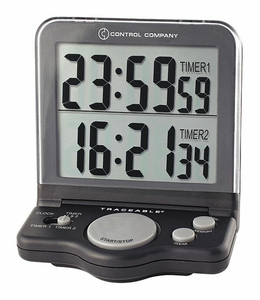 JUMBO TIMER 1 LCD by Traceable