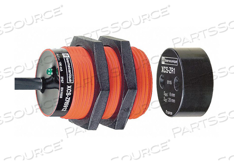 INTERLOCK SWITCH 1NO/1NC SIL3 PLASTIC by Telemecanique Sensors