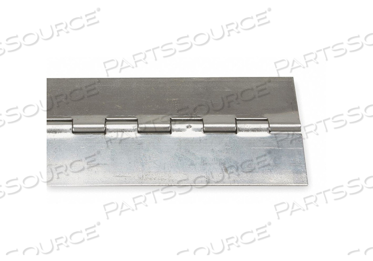 CONTINUOUS HINGE NATURAL 72 H X 1-1/2 W by Marlboro