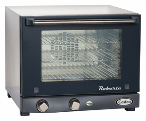 CONVECTION OVEN 3 SHELVES QUARTER SIZE by Cadco
