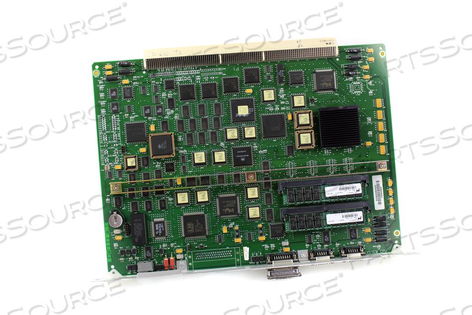 HDI 5000 - SYSTEM CPU