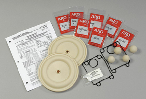 REPAIR KIT NITRILE FOR 6CCK5 6CCK8 by Ingersoll-Rand
