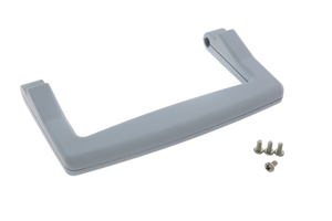HANDLE KIT, 0.452 IN X 4 IN WITH BOTTOM HANDLE, TOP HANDLE, (4) SCREWS by CareFusion Alaris / 303