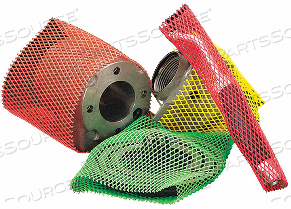 SLEEVE WEB RED SIZE 2 TO 4 by Caplugs (Protective Industries, Inc.)