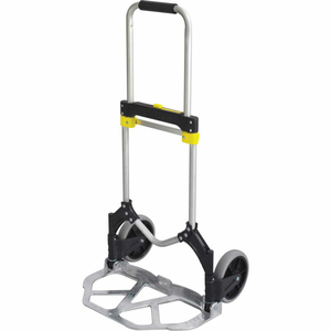 STOW AWAY COLLAPSIBLE FOLDING HAND CART by Safco