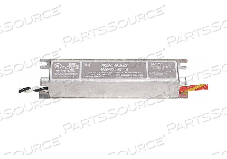 ELECTRONIC BALLAST INSTANT 0.15A 5TO35W by Fulham