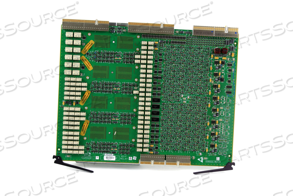 FRONT END (XDIF) RELAY BOARD