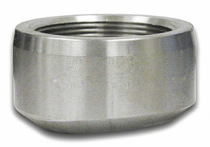 THREADED OUTLET SS FNPT 3/4IN. by Penn Machine Works