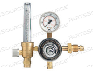 REGULATOR/FLOWMETER / NITROGEN by Western Enterprises